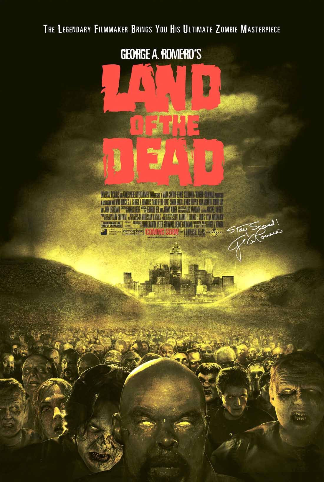 Throwback Thursday Land Of The Dead 2005 Film Movie Throwback