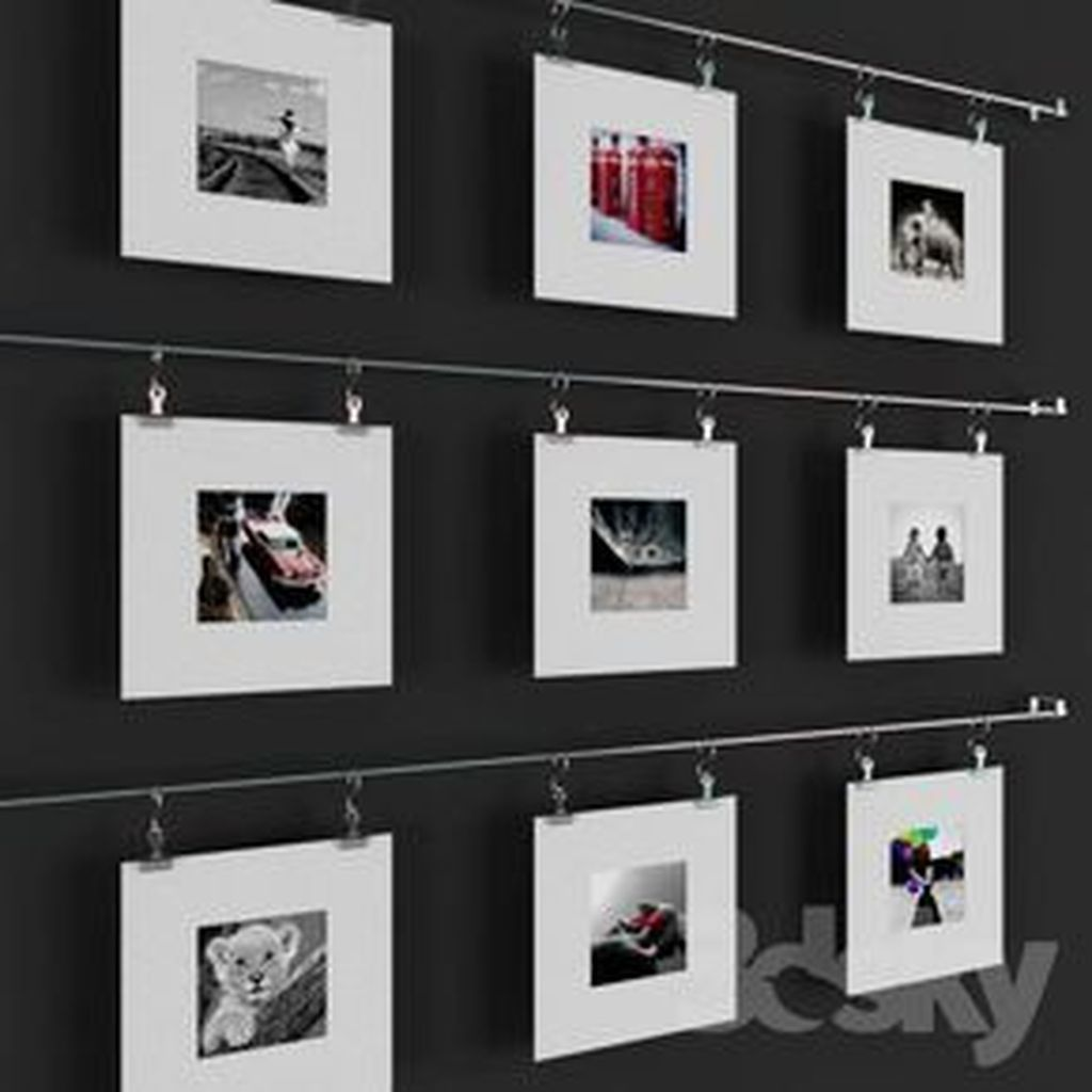 Awesome 49 lovely diys photo collages ideas framed