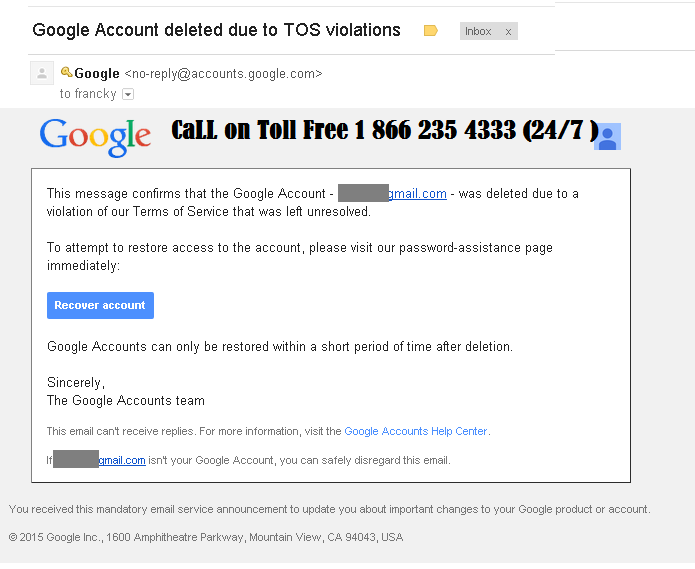 How To Recover Deleted Google Account Posts By Emmaemma Google Account Accounting Account Recovery