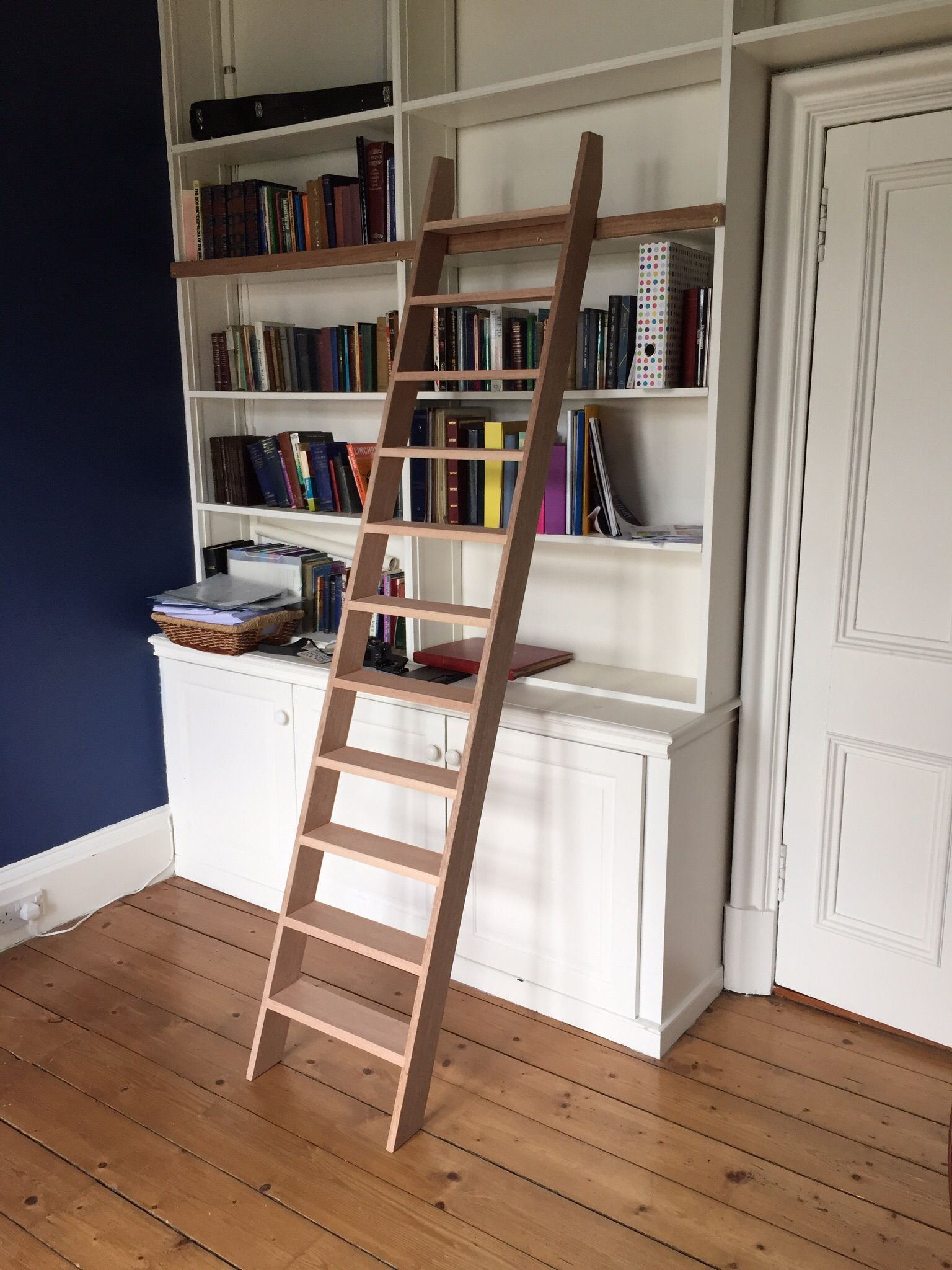 1 French Cleat Ladder French Cleat Ladder Ladder