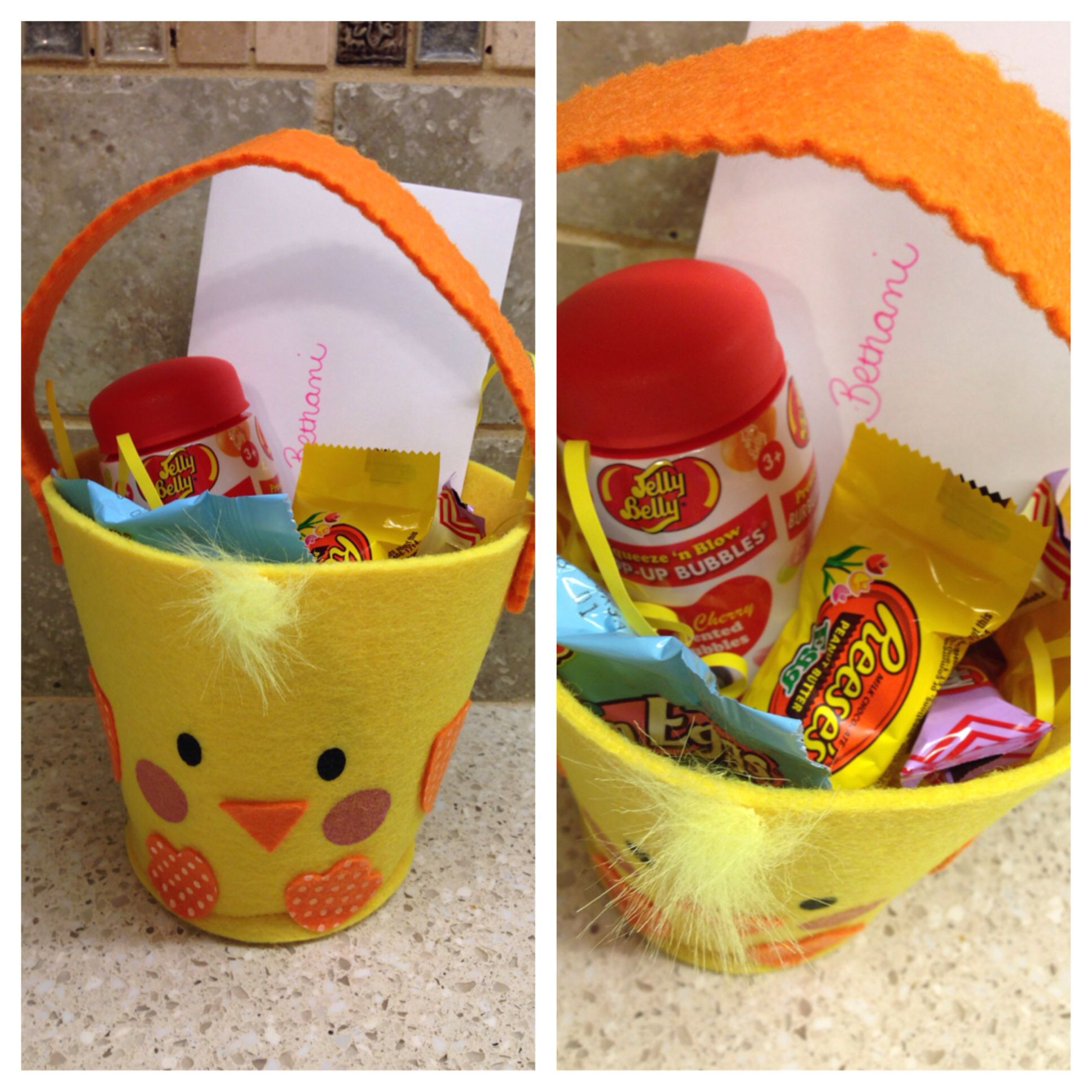 Day care teacher easter gift basket assorted candy jelly belly day care teacher easter gift basket assorted candy jelly belly squeeze n blow negle Choice Image
