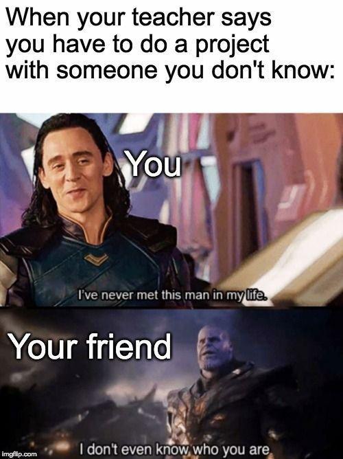 Avengers memes pro zlepšení nálady