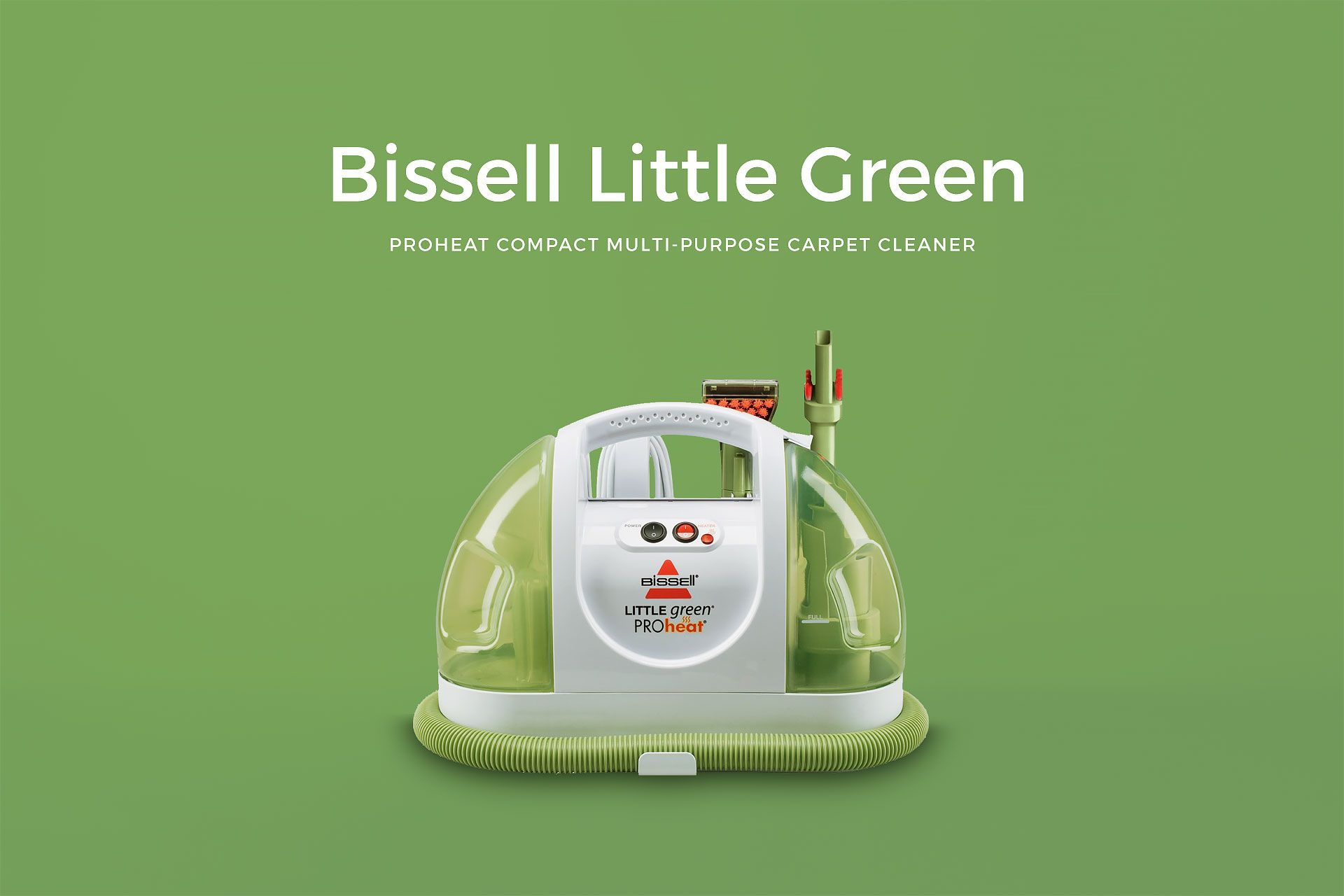 Tested Full Review Of The Portable Bissell Little Green Proheat Compact Carpet Cleaner Right Here Https Www C Carpet Care Carpet Cleaners Commercial Carpet