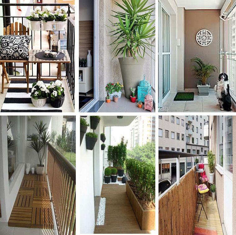 17 Disenos de balcones modernos