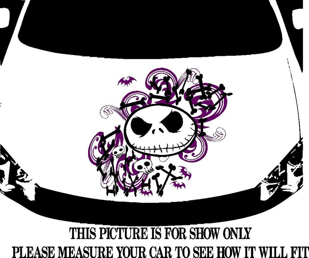 Nightmare before christmas jack skellington tribal swirl graphic ...