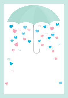shower with love free printable baby shower invitation template greetings island - Free Baby Shower Invitation Templates
