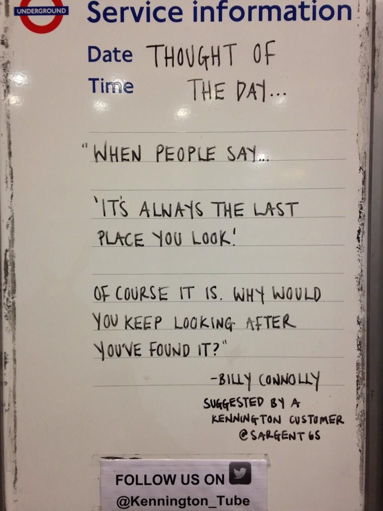 London Piss Take Underground