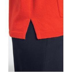 Photo of Gerry Weber Pullover mit Wolle Red Orange Damen Gerry Weber