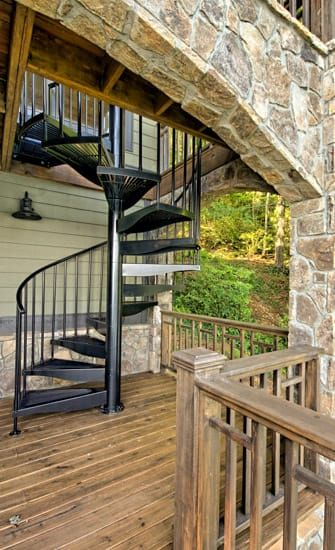 Best Second Story Outdoor Porch Stairs Google Search In 2019 640 x 480