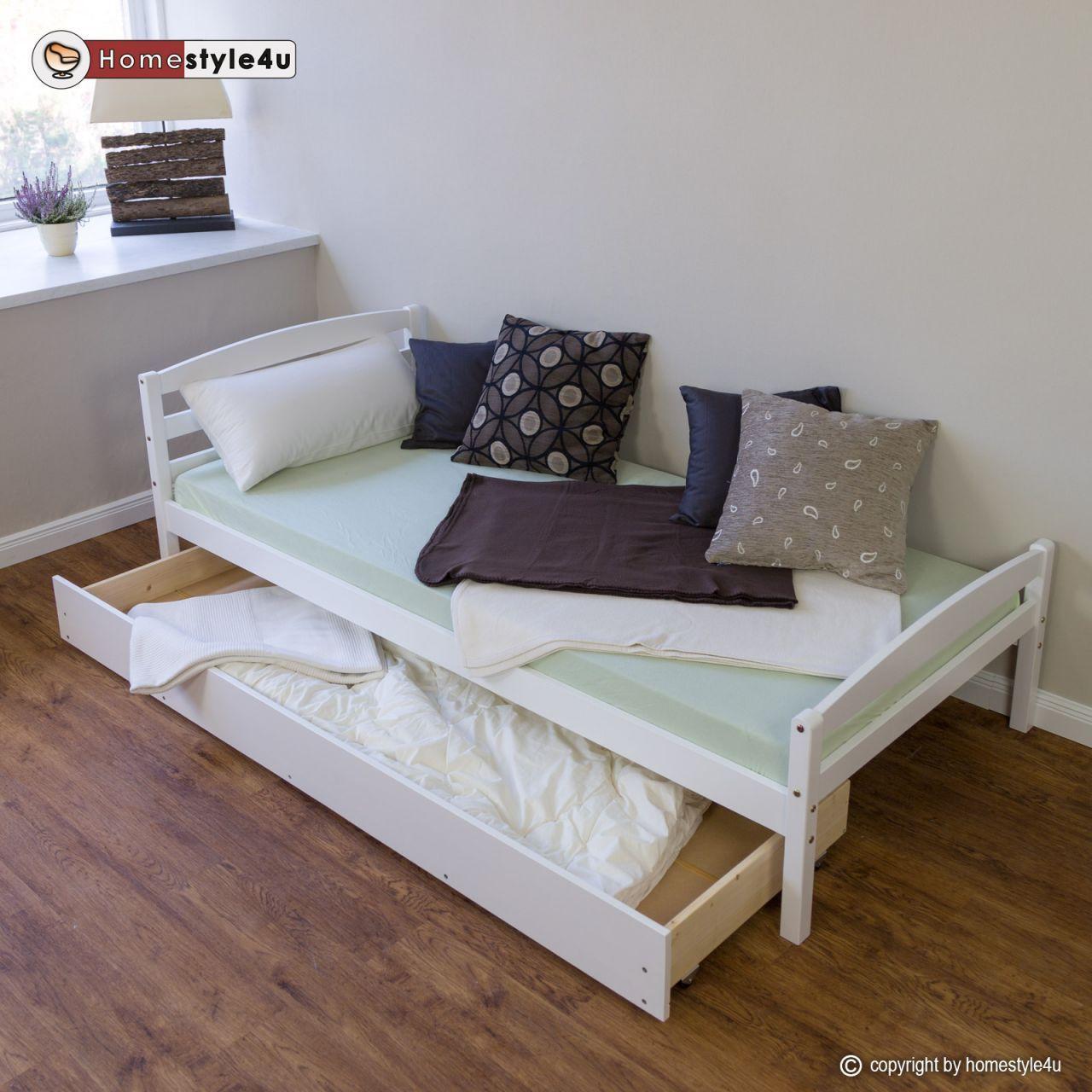 Holzbett design  Produktbeschreibung Das Holzbett begeistert durch seine natürliche ...