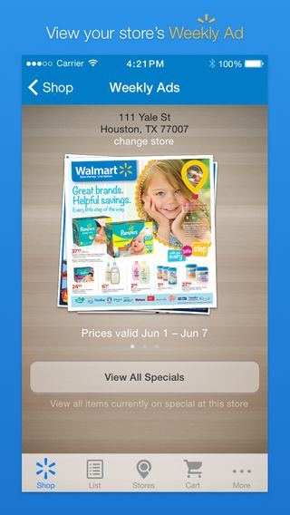Walmart Weekly Ads (catalog by store) Weekly ads, Ads