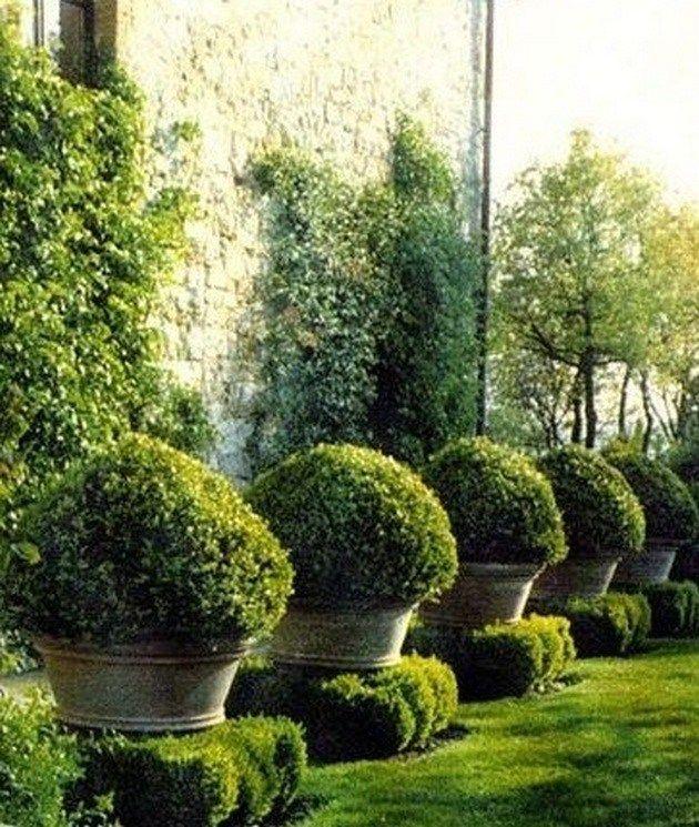 60+ Formal Garden Design Ideas_41