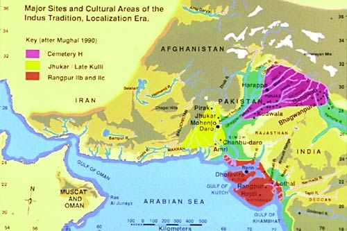 indus valley sites map - Google Search   Indus Valley   Pinterest ...