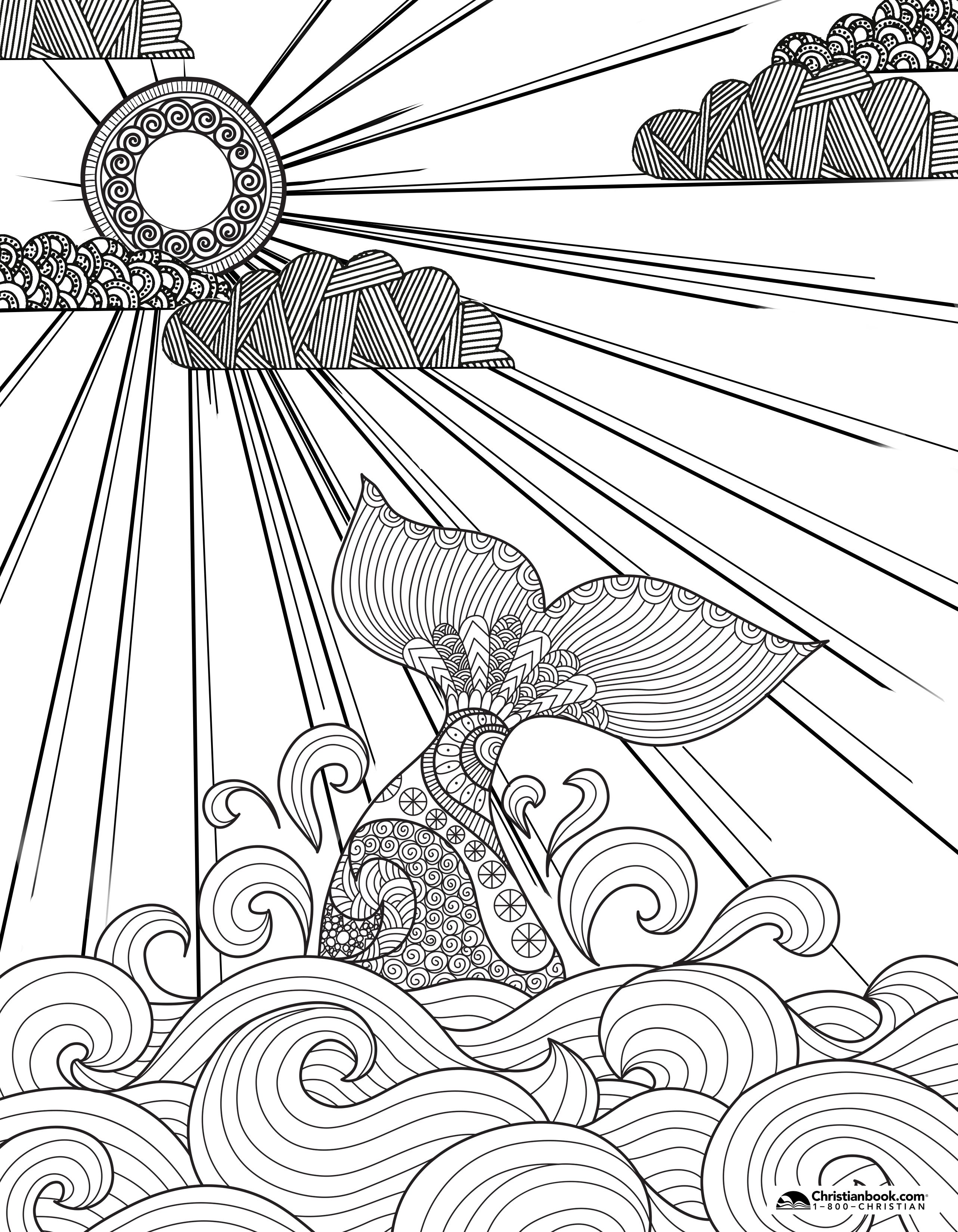 Coloring Pages For Spring Free Downloads Christianbook Com Blog Spring Coloring Sheets Whale Coloring Pages Free Coloring Pages