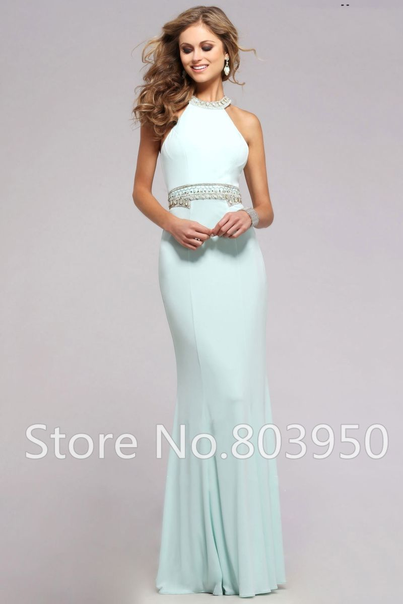 ... evening gowns for special occasions. vestidos de gala cuello alto -  Buscar con Google 8f9c88d5fbc9