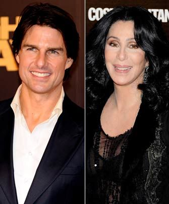 Despite Their 16 Year Age Difference Cher And Tom Cruise Were A