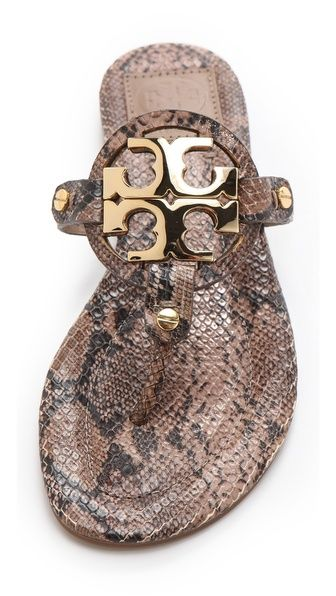 e0c8e4c8432fa5 Tory Burch snakeskin sandals--size 8. Posting a pic on my fridge until my  hubby caves   buys.  )