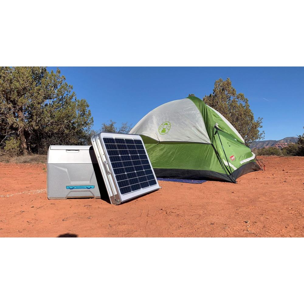 Chill Solartable 60 In 2020 Solar Battery Solar Power Solar