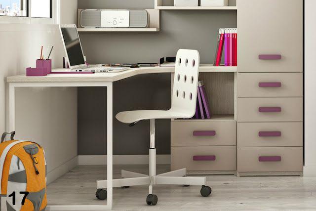 Modelos de escritorios juveniles by - Modelos de dormitorios juveniles ...
