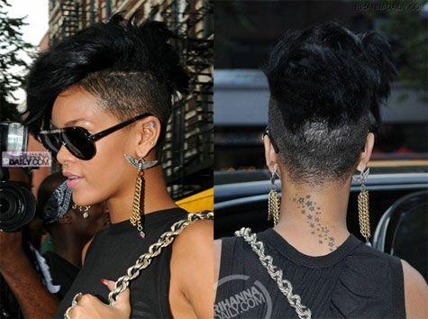 Hair Do Or Hair Dont Rhianna Short Hair Short Hair Styles Rhianna Hairstyles
