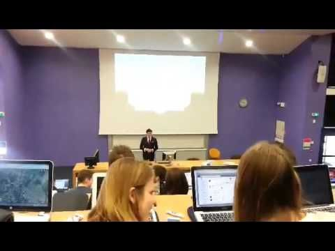 My Lecture in the conference at  IAE La Rochelle Rochelle  - École Unive...