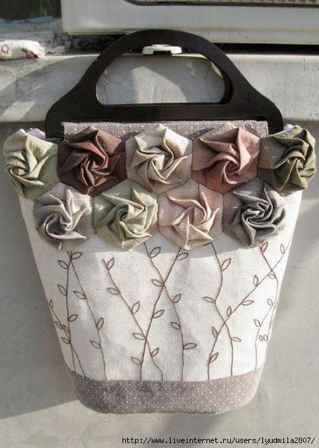 c3ef567ba3a6 Цветок-шестиугольник для украшения сумки. МК. Обсуждение на LiveInternet -  Российский Сервис Онлайн-Дневников