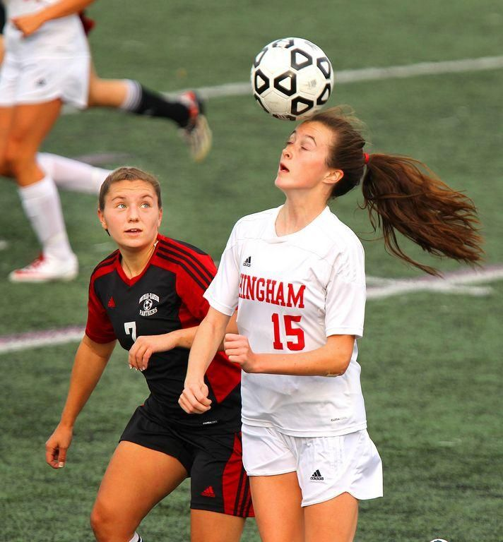Lauren Bonavita scored twice and set up another goal Thursday as the Panthers rolled to a 3-0 road win.