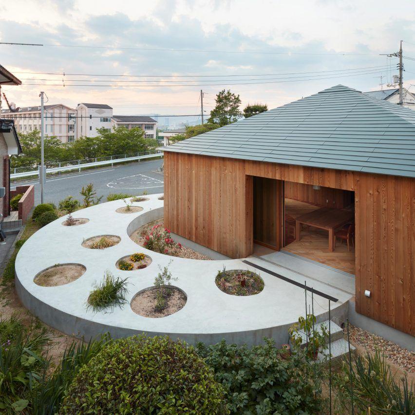 Pin by casahome immobilien on moderne holzh user modernes holzhaus coole architektur haus - Japanische innenarchitektur ...