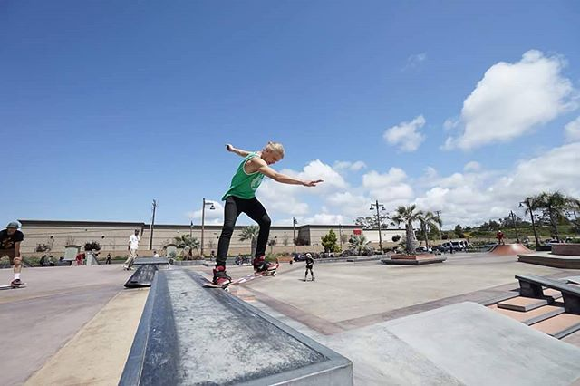 @maxanderson1000 in Encinitas this morning with a sweet bs nose slide into the bank. 📷 By @chief_photos #streetboarding #streetboard #snakeboarding #snakeboard #skateplaza #encinitas #socal #sandiego  #sunny #photography #style #sandiegoconnection #sdlocals #encinitaslocals - posted by  https://www.instagram.com/streetboardingdotcom. See more post on Encinitas at http://encinitaslocals.com