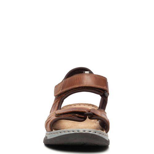 Leren sandalen bruin in 2020 Sandalen, Leer en Bruin