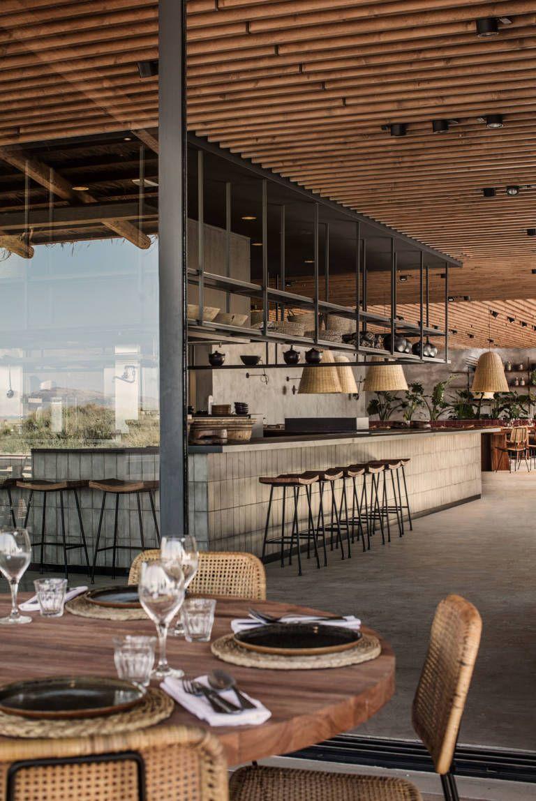 lessismore interieur casa cook restaurant 2 h tels pinterest maison bar cuisine et. Black Bedroom Furniture Sets. Home Design Ideas