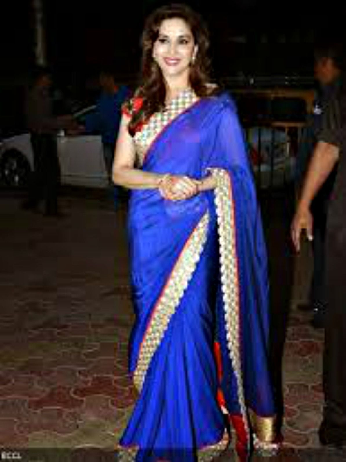Elegant Blue Saree Bollywood sarees online, Saree
