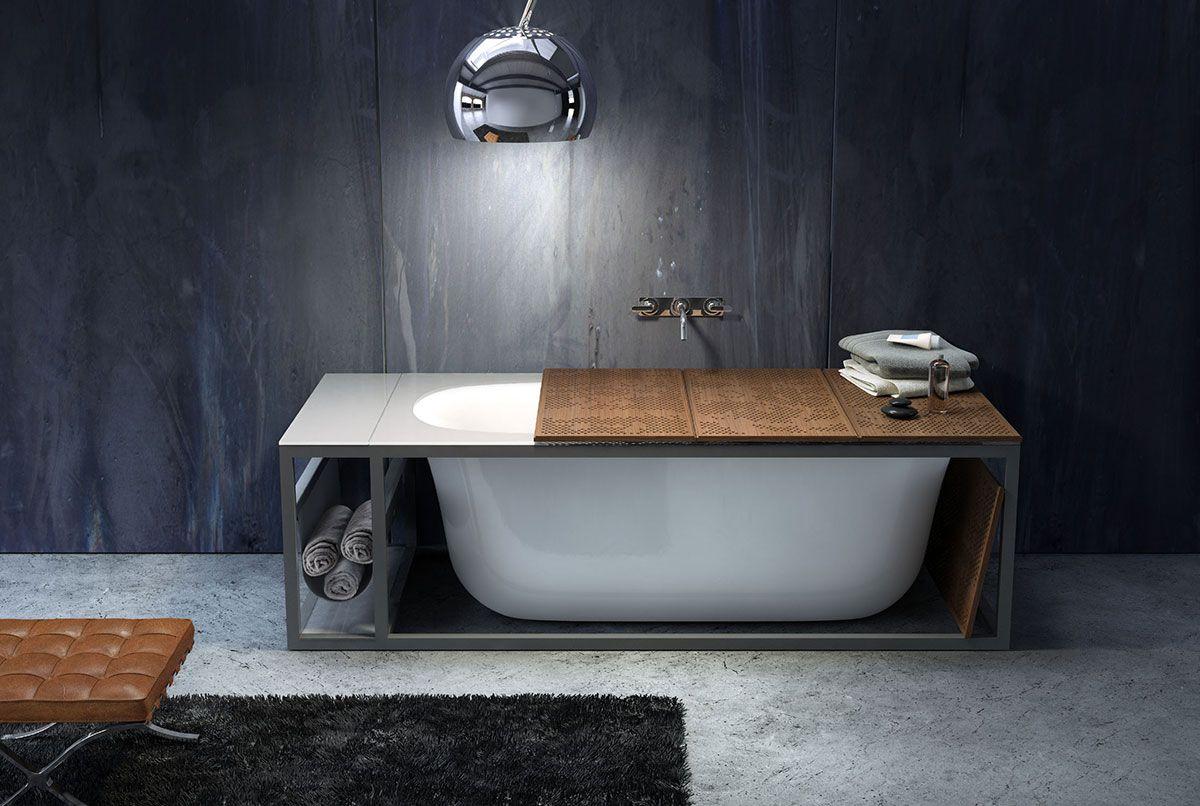 Malmö Bath for Glass Idromassaggio