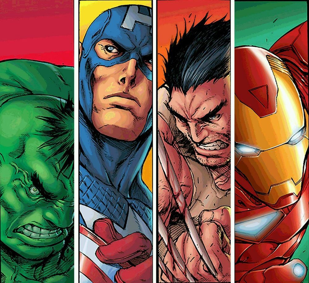 Best Marvel Character Ceiling Fan Sticker Skins Childrens 400 x 300
