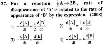Jee Main Previous Year Papers Questions With Solutions Chemistry Kinetics Catalysis And Surface Chemistry This Or That Questions Chemistry Question Paper
