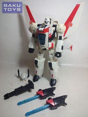 Transformers Universe Classics Jetfire loose