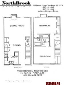 Gorgeous 2 Bedroom 1 1 2 Bathroom Town Home 1088 Square Feet W D Connections Full Kitchen Large Bedrooms With Floor Plans Large Bedroom Corporate Apartments
