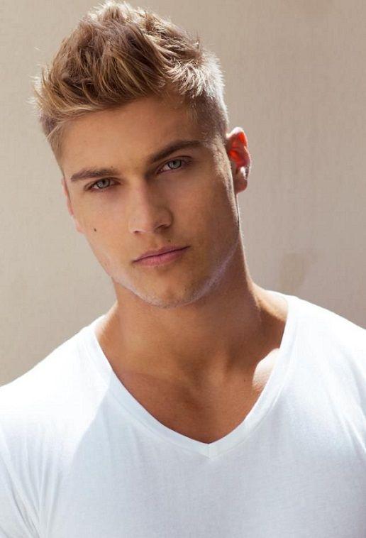 70 Trendy Haircuts For Men 2018 Men S Fashion Pinterest