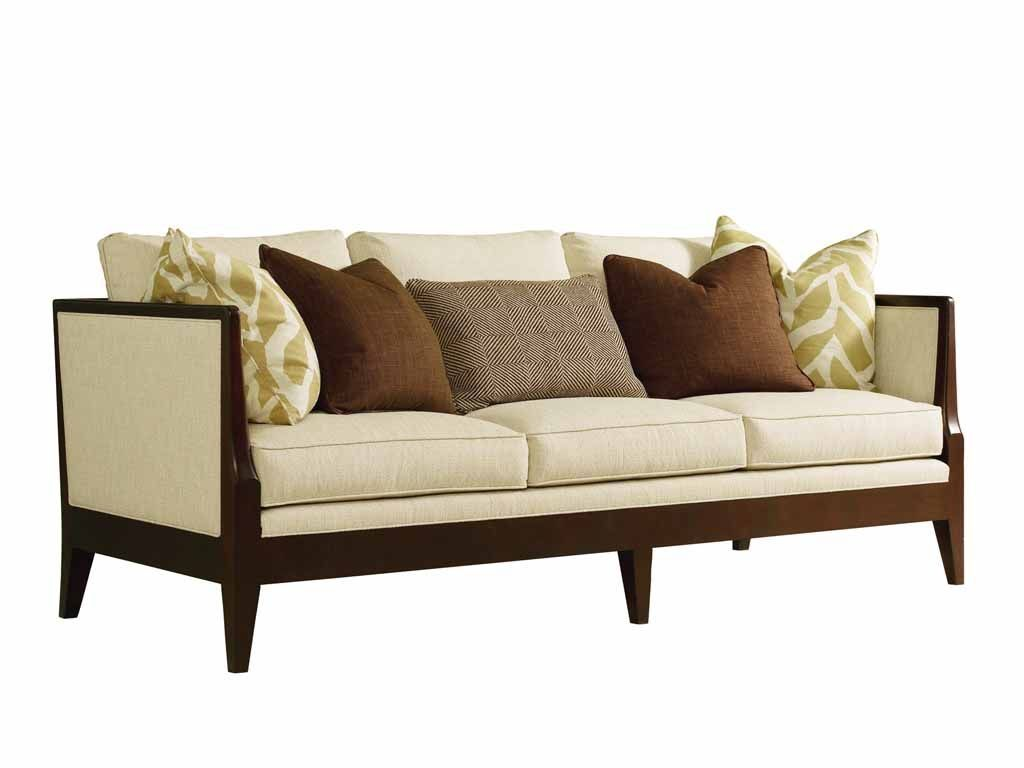 Living Room Furniture North Carolina Henredon Living Room Island Sofa H0912 C Goods Nc Discount
