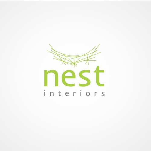 Lookin For An Organically Inspired Logo For My New Interior Design Business Nest Interiors Logo Design Contes Logo Design Interior Logo Logo Design Contest
