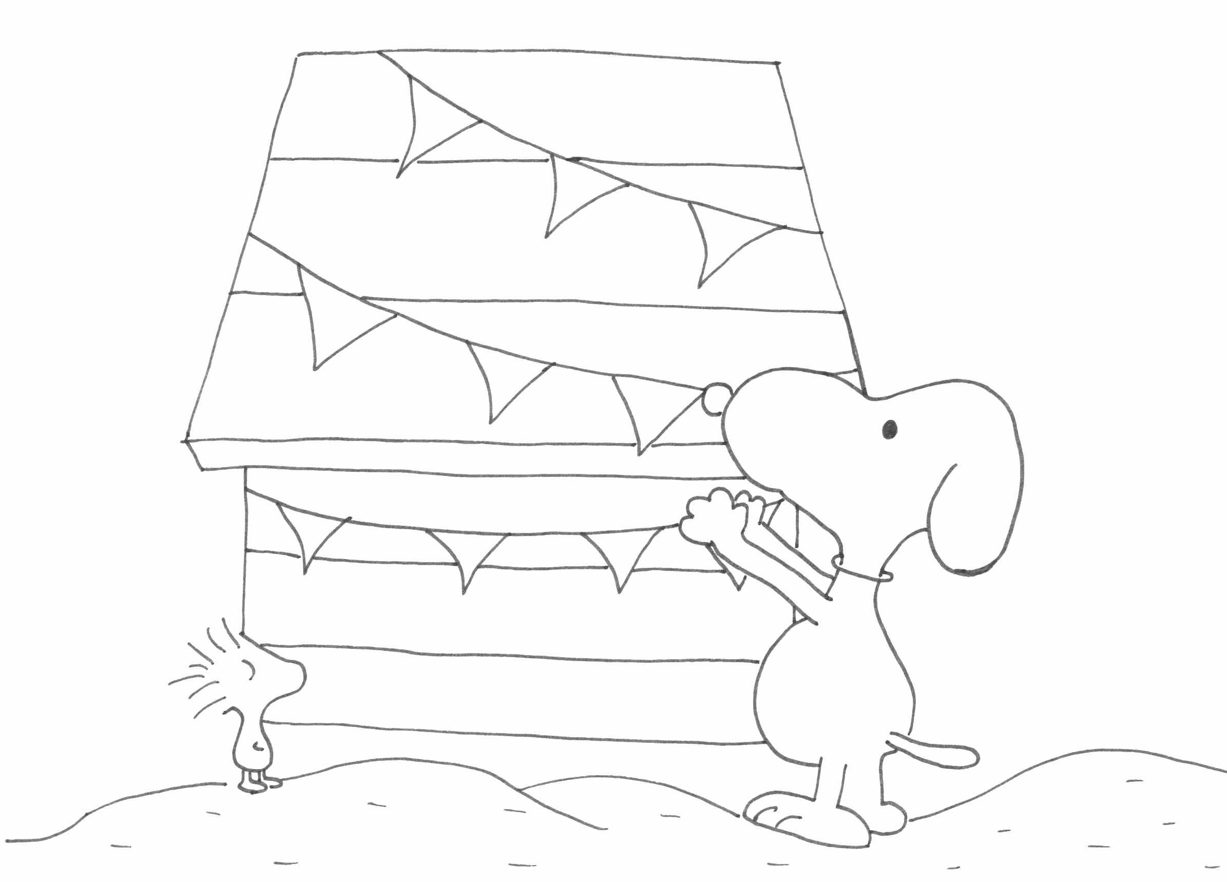 Snoopy rajz, drawing Snoopy, coloring page, színező   MUNKÁIM ...