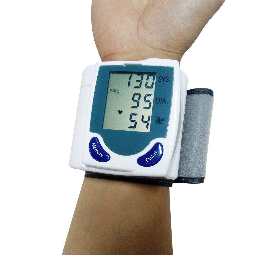 Pin on Best Wrist Blood Pressure Monitors in 2018 ...