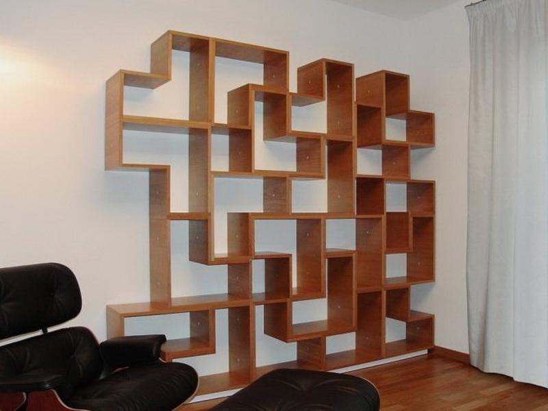 Easy To Make Bookshelves Unique Design