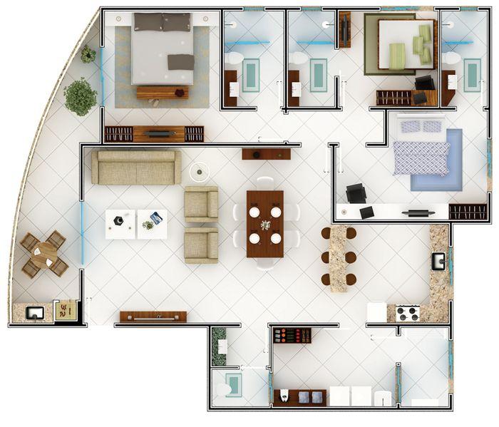 Planta baixa em layout pesquisa google casa for Casa floor