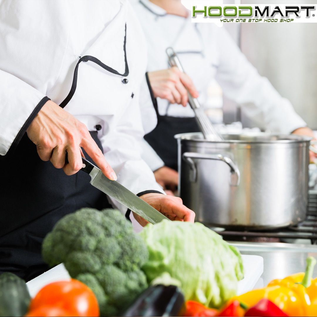 manufactures hoods to work in all commercial