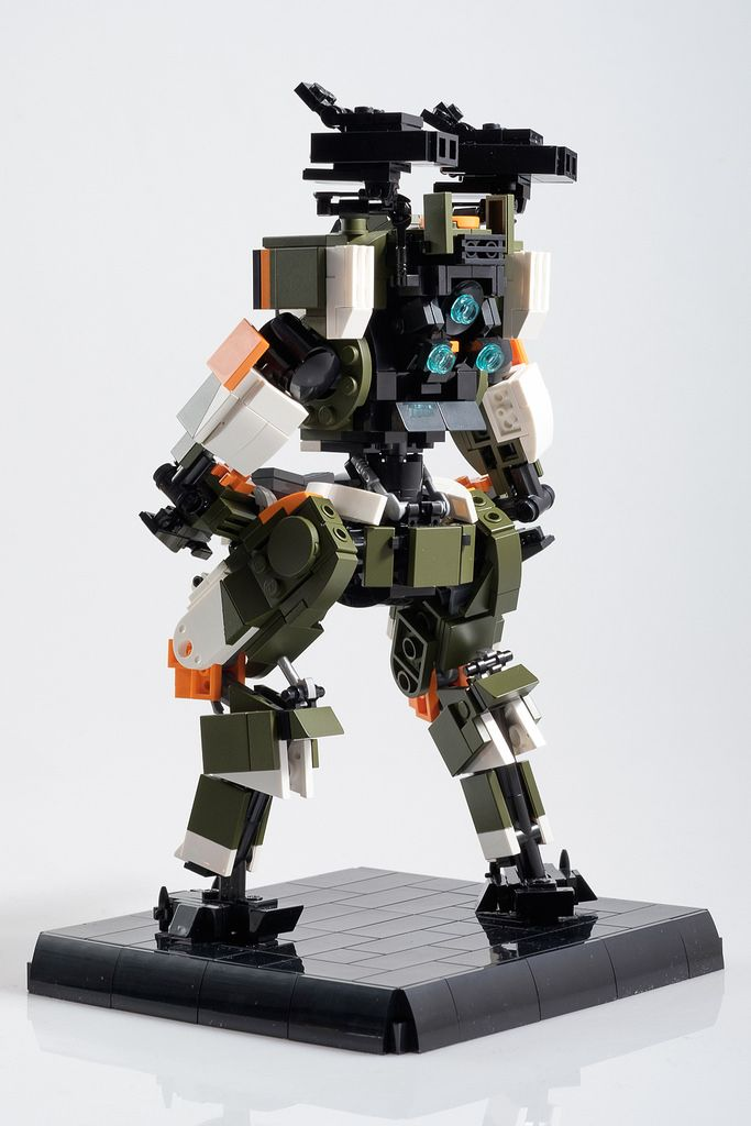 """""""BT-7274 (from """"Titanfall 2"""")"""" by Velocites: Pimped from ..."""