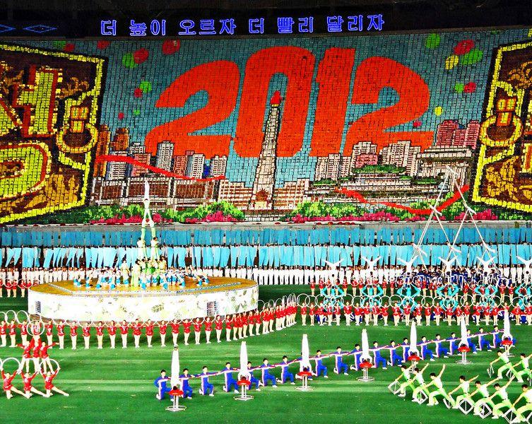 North Korea - Arirang Mass Games