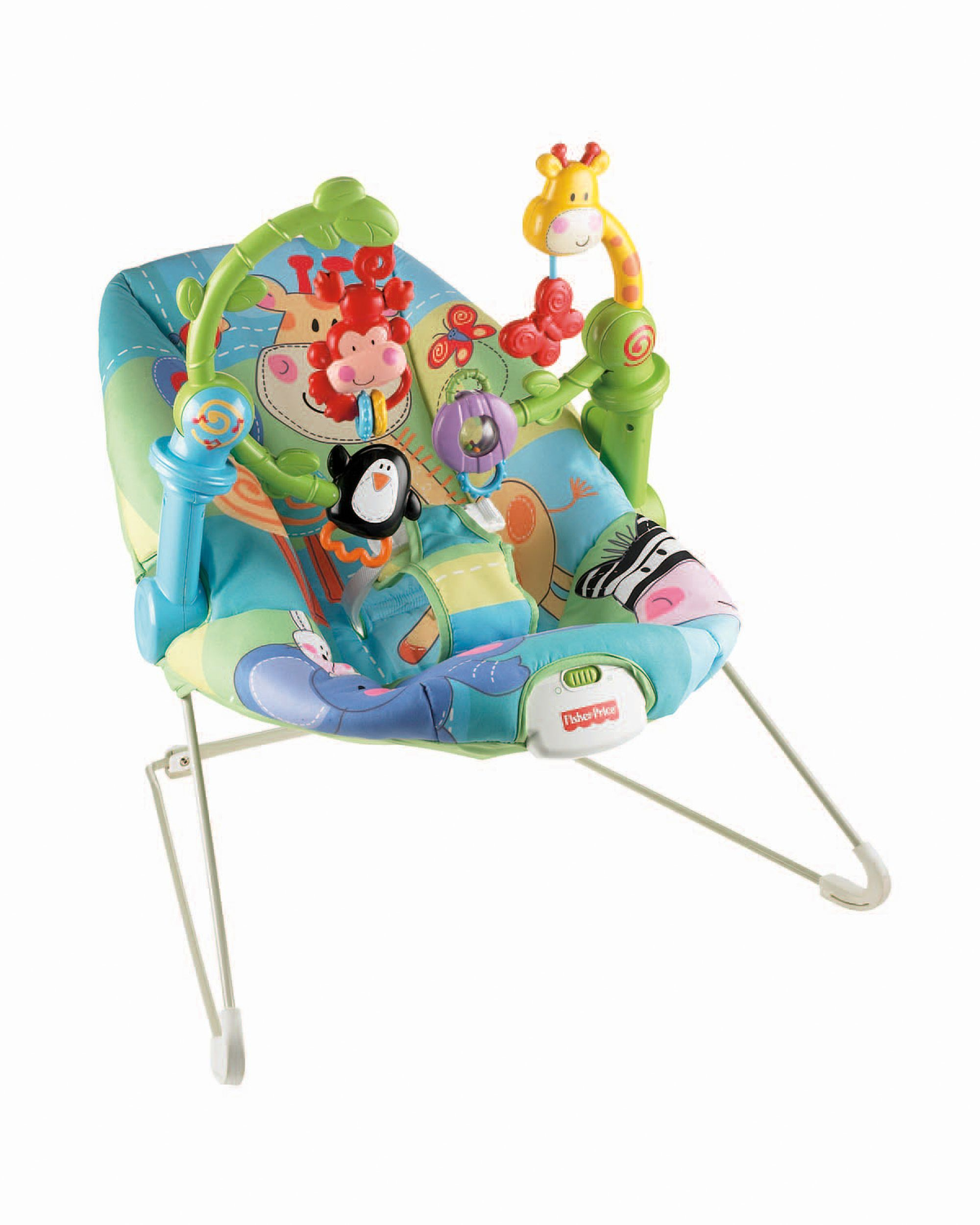 Baby rocker chair fisher price - Fisher Price Discover And Grow Bouncer Available Online At Http Www Babycity
