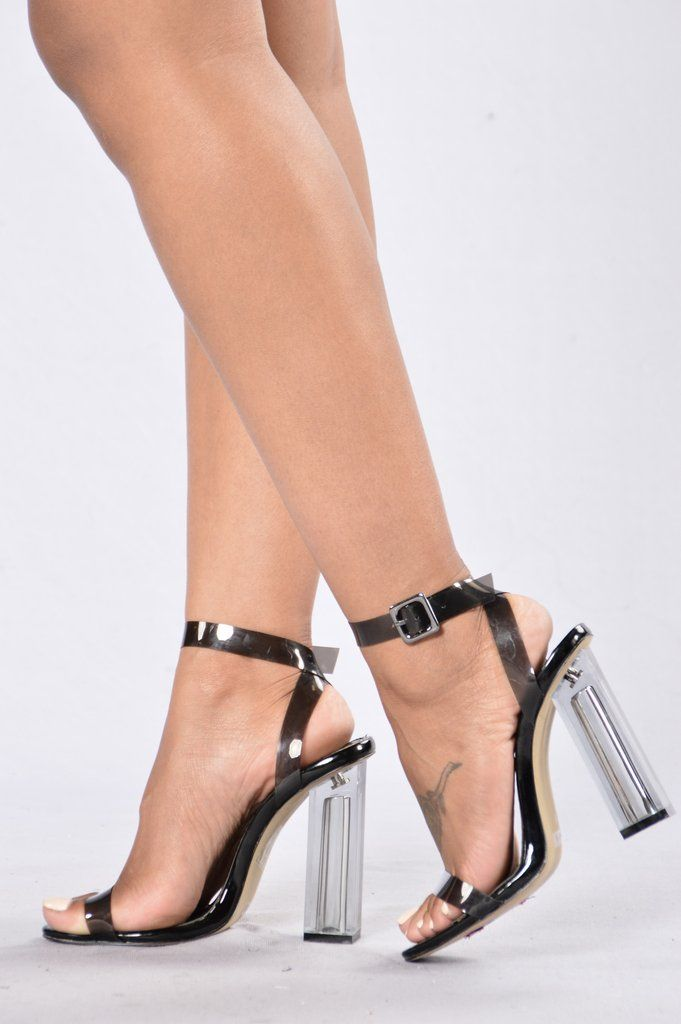 2b267b28c00 The Glass Slipper - Black   Shoes: Pumps & Heels   Shoes, Fashion ...