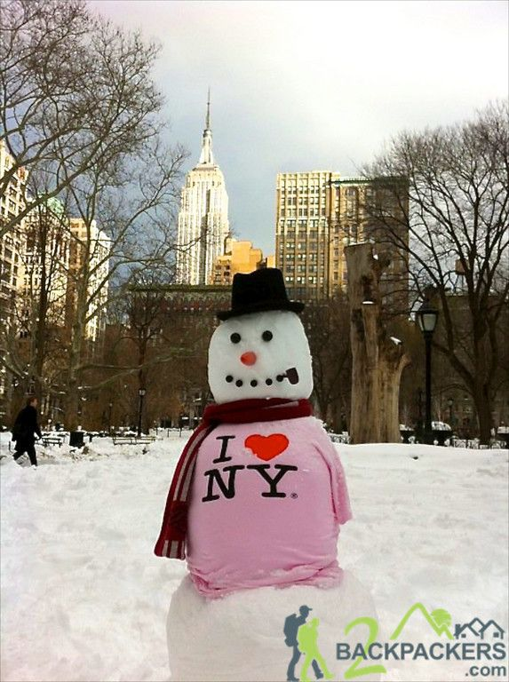 NYC Snow <3 #HolidayStyle